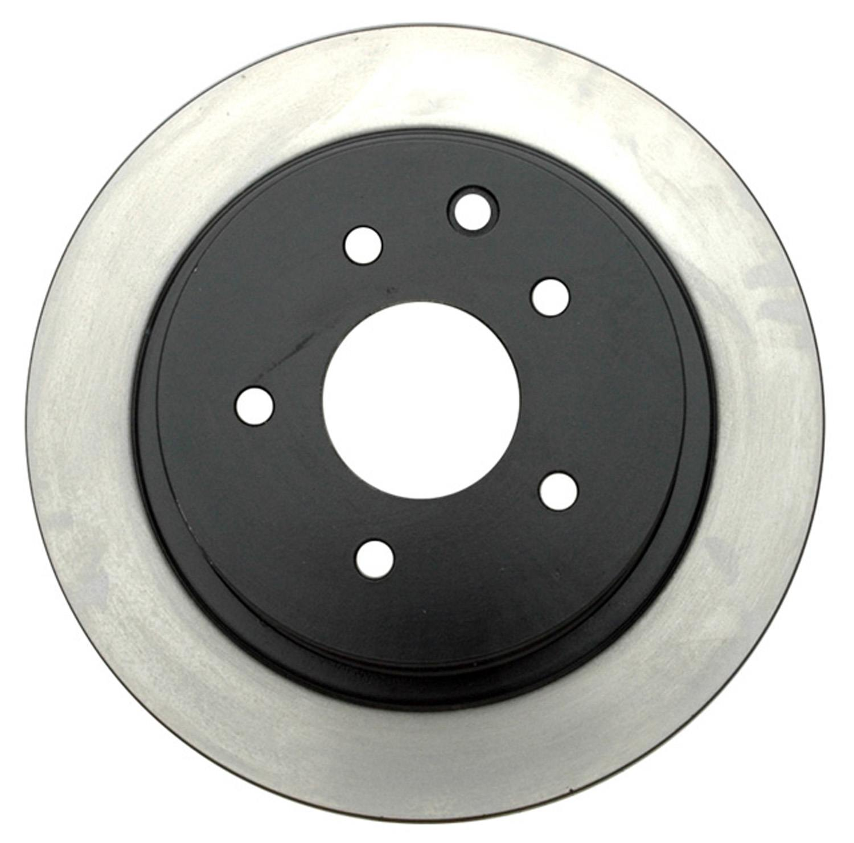ACDELCO PROFESSIONAL BRAKES - Disc Brake Rotor - ADU 18A1321