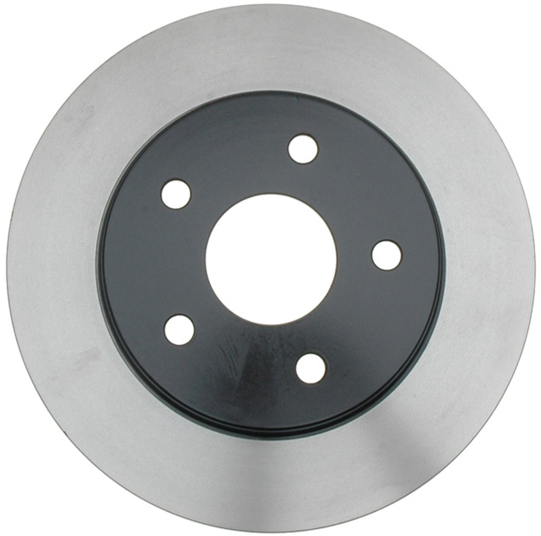 ACDELCO PROFESSIONAL BRAKES - Disc Brake Rotor - ADU 18A1324