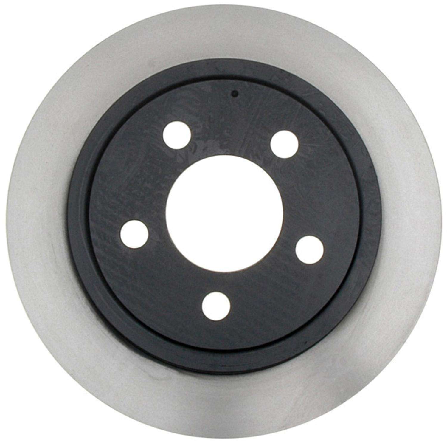 ACDELCO GOLD/PROFESSIONAL BRAKES - Disc Brake Rotor (Rear) - ADU 18A1336