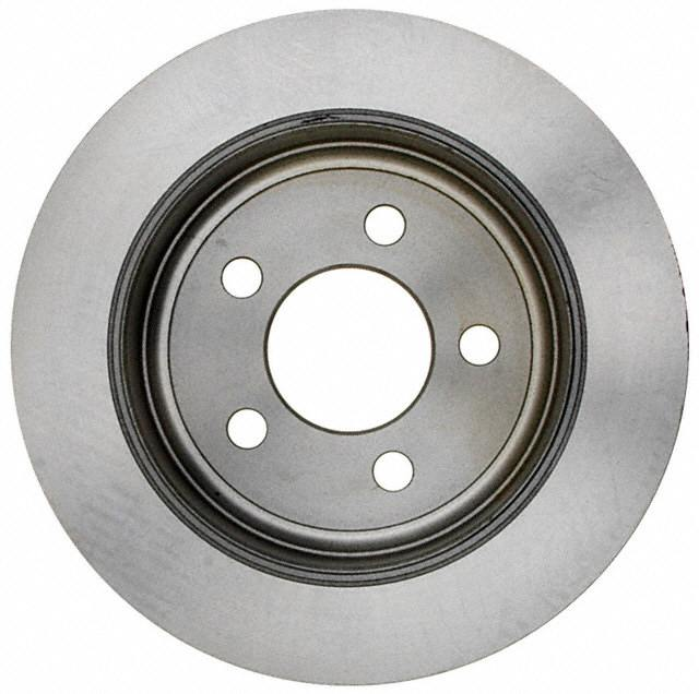 ACDELCO PROFESSIONAL BRAKES - Disc Brake Rotor - ADU 18A1336