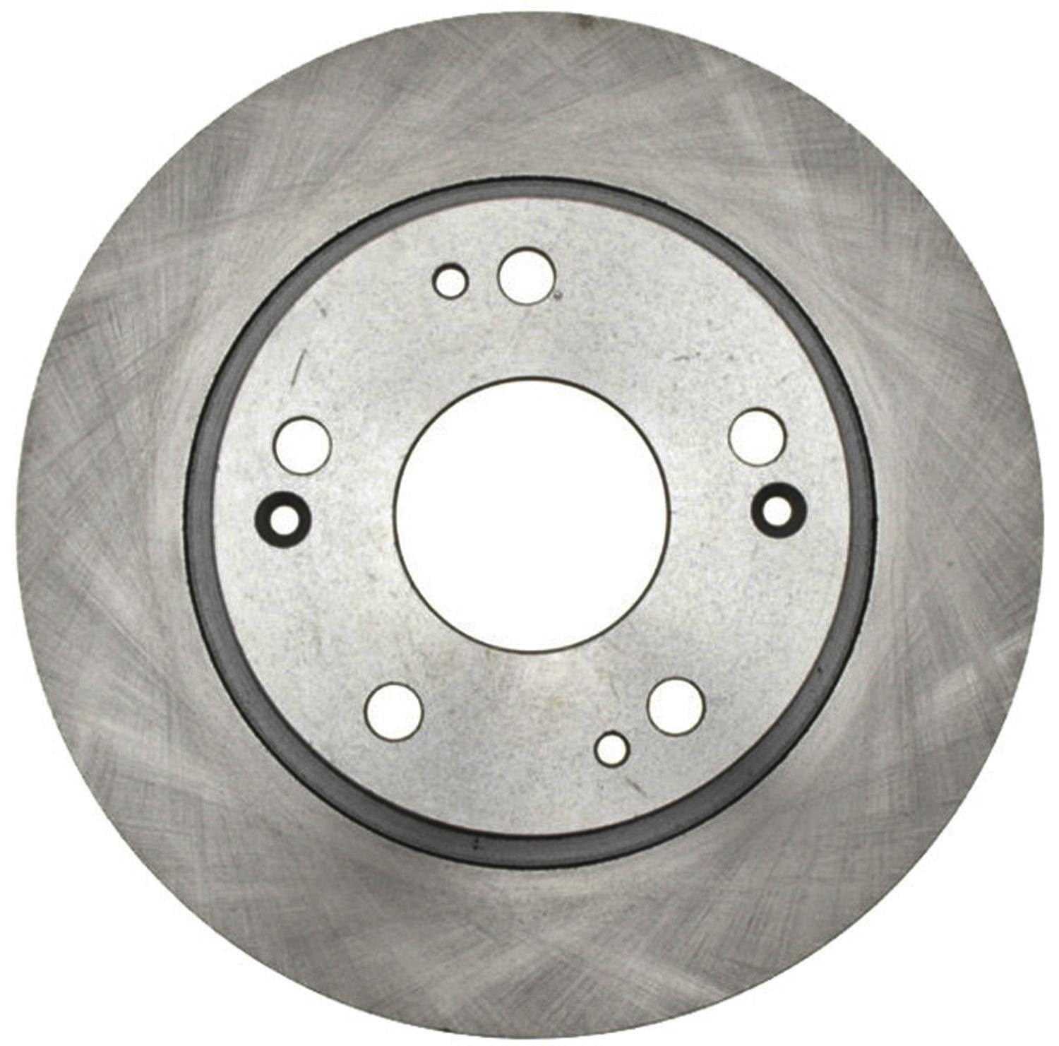 ACDELCO ADVANTAGE - Non-Coated Disc Brake Rotor - DCD 18A1339A