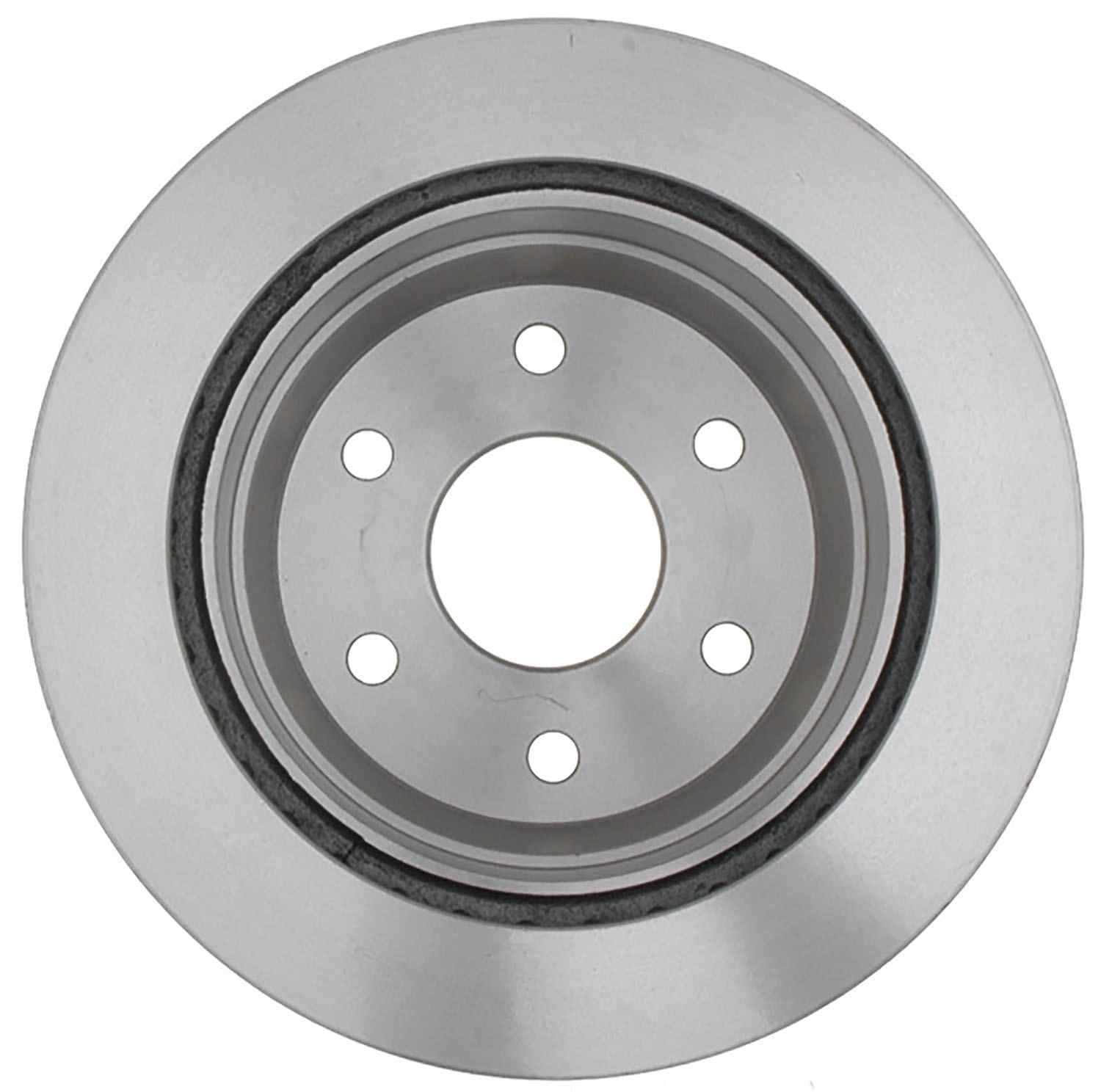 ACDELCO PROFESSIONAL BRAKES - Disc Brake Rotor (Rear) - ADU 18A1412