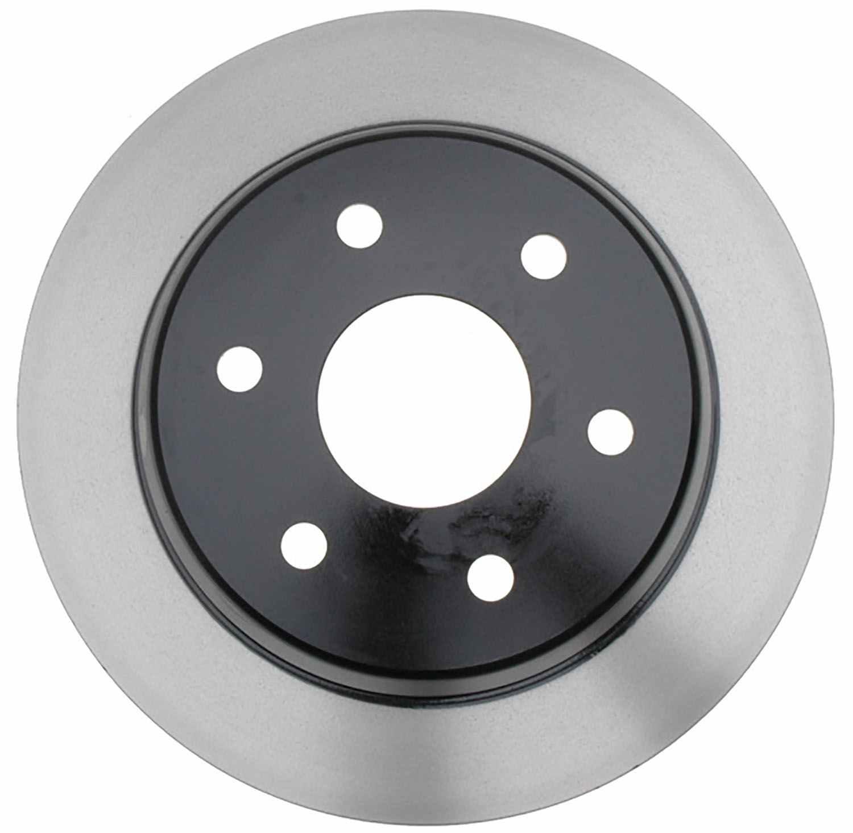 ACDELCO PROFESSIONAL BRAKES - Disc Brake Rotor (Rear) - ADU 18A1412