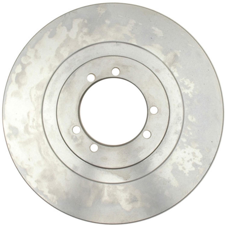 ACDELCO PROFESSIONAL BRAKES - Disc Brake Rotor - ADU 18A1415