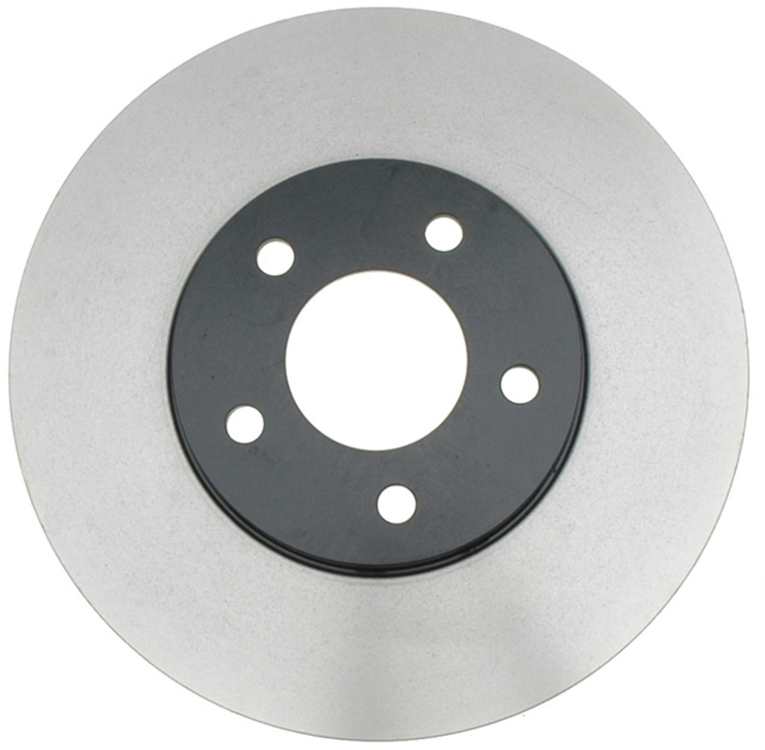 ACDELCO GOLD/PROFESSIONAL BRAKES - Disc Brake Rotor (Front) - ADU 18A1422