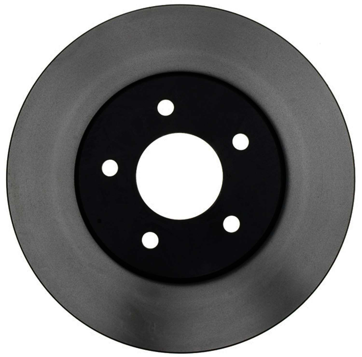 ACDELCO GOLD/PROFESSIONAL BRAKES - Black Hat (Front) - ADU 18A1424