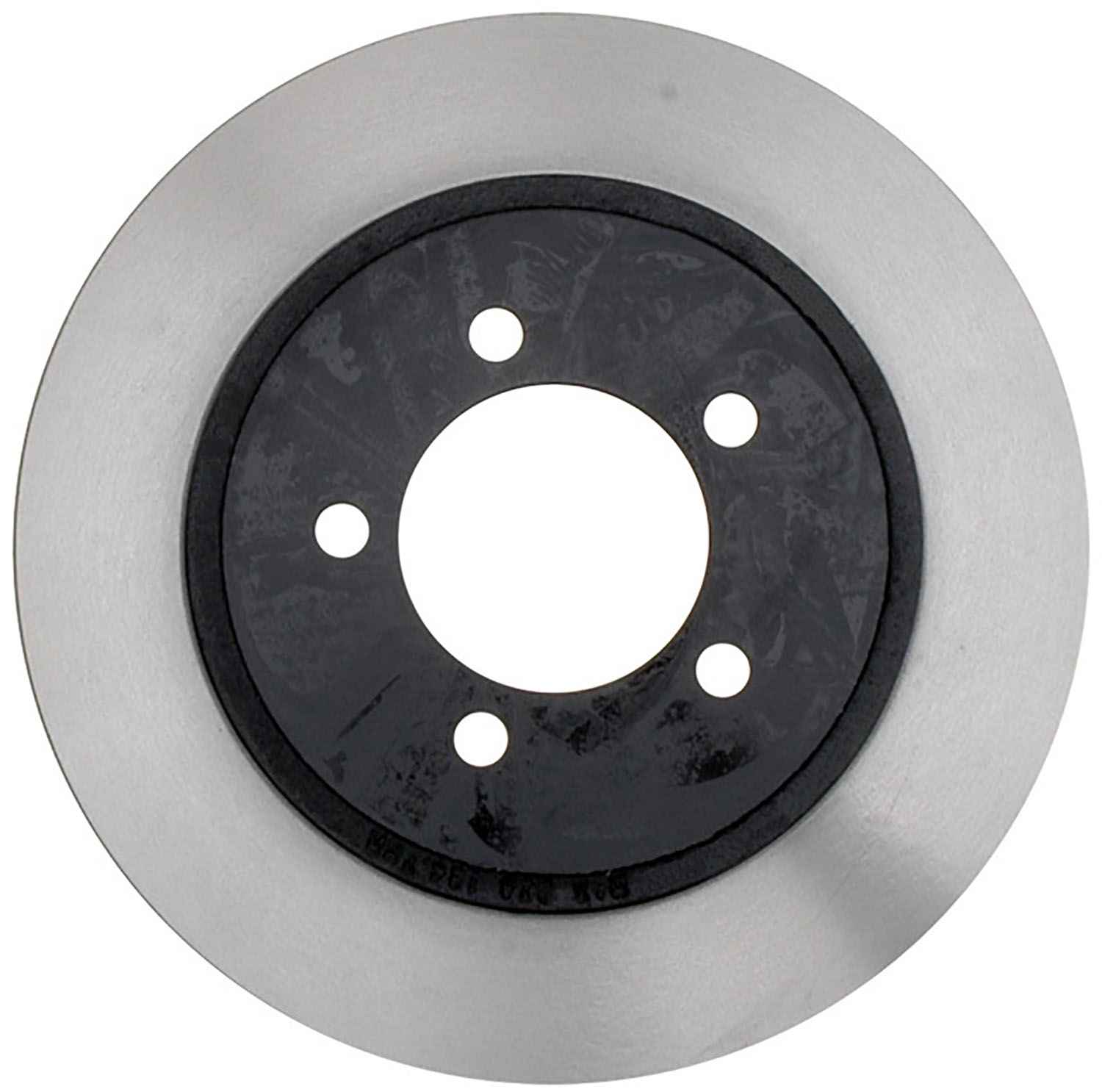 ACDelco 18A1428 Professional Rear Drum In-Hat Disc Brake Rotor