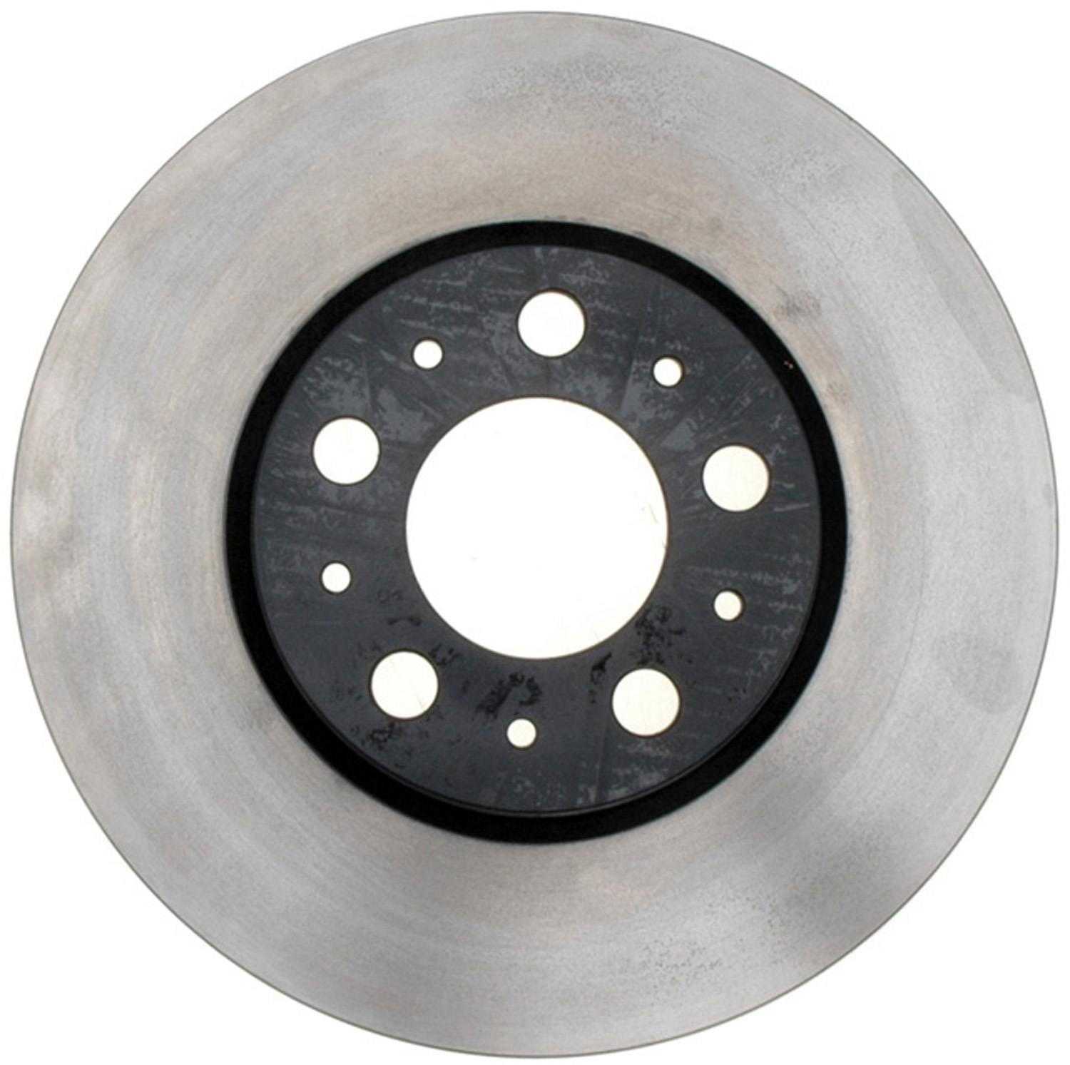 ACDELCO PROFESSIONAL BRAKES - Disc Brake Rotor - ADU 18A1447