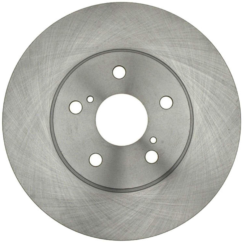 ACDELCO SILVER/ADVANTAGE - Disc Brake Rotor (Front) - DCD 18A1485A