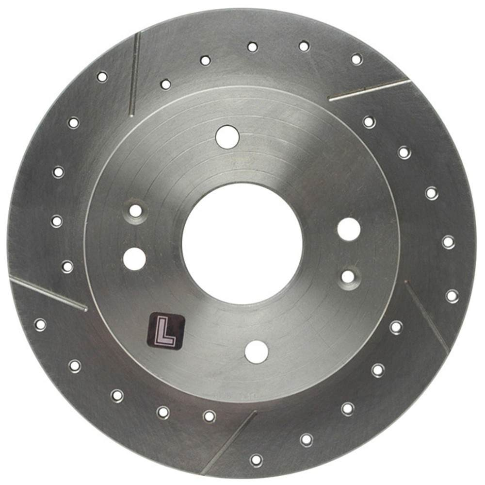 ACDELCO SPECIALTY - Performance Brake Rotor - DCE 18A1556