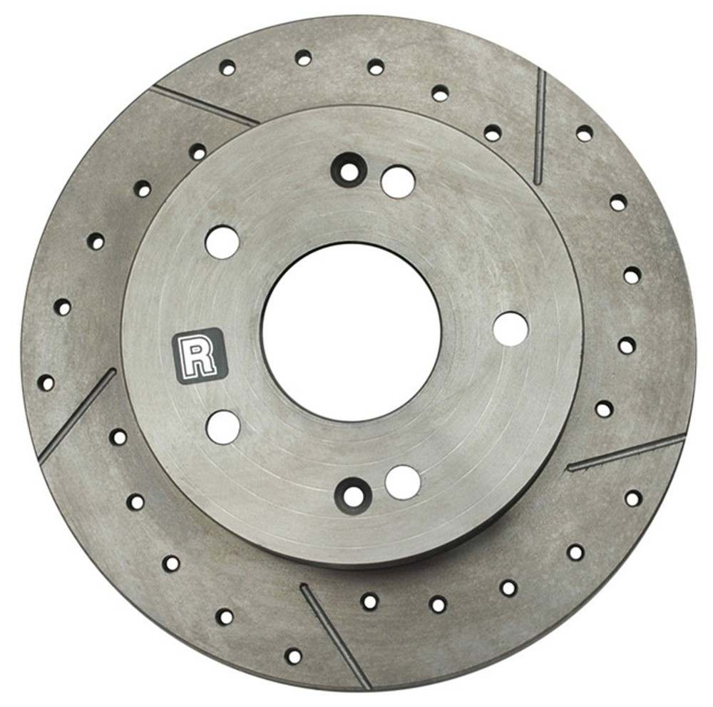 ACDELCO SPECIALTY - Performance Disc Brake Rotor - DCE 18A1561