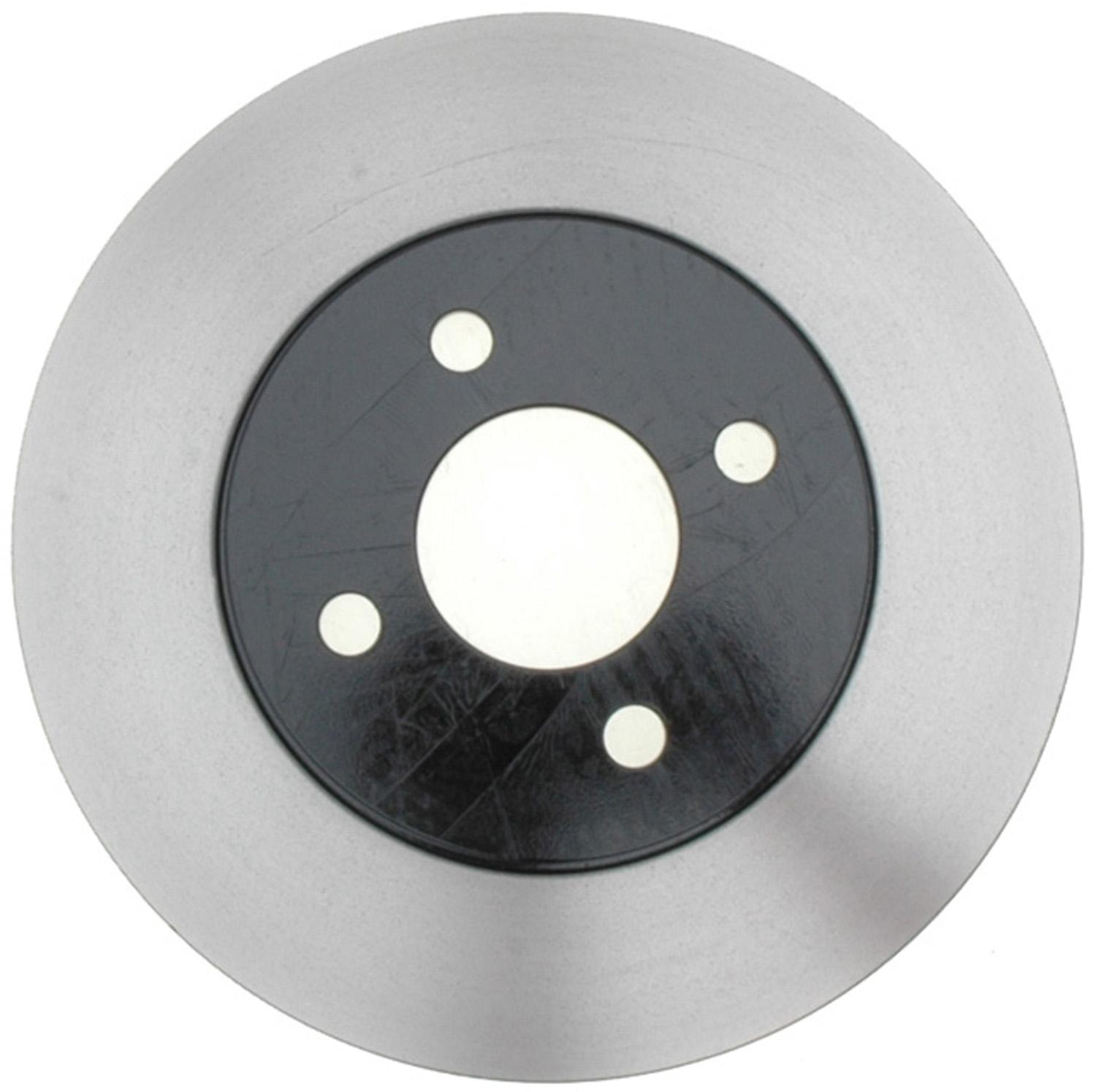 ACDELCO PROFESSIONAL BRAKES - Disc Brake Rotor (Front) - ADU 18A1585
