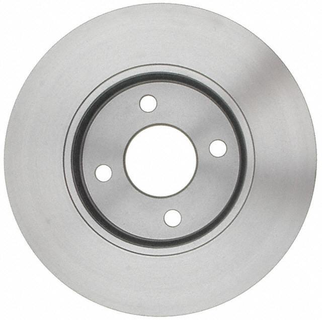 ACDELCO PROFESSIONAL BRAKES - Disc Brake Rotor - ADU 18A1585
