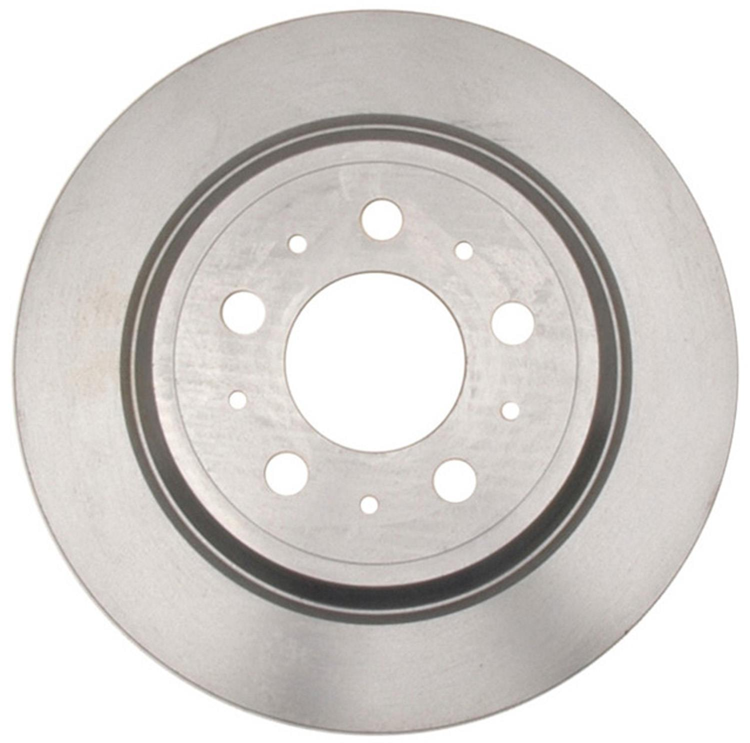 ACDELCO PROFESSIONAL BRAKES - Disc Brake Rotor - ADU 18A1603