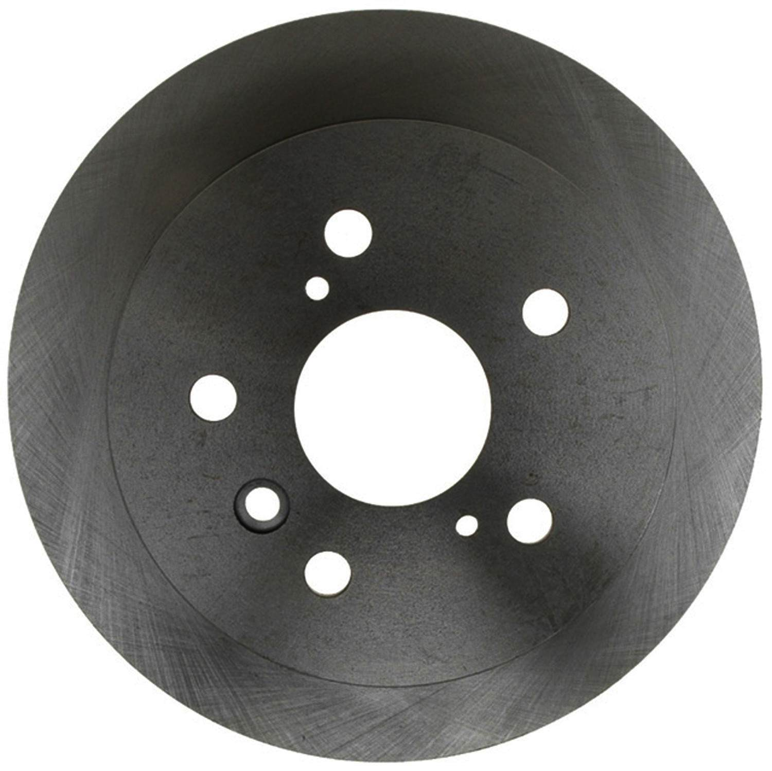 ACDELCO SILVER/ADVANTAGE - Disc Brake Rotor (Rear) - DCD 18A1604A