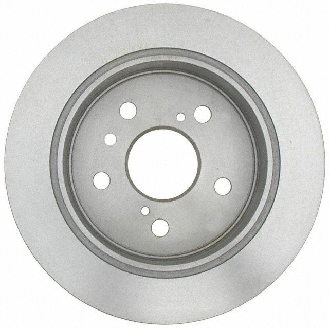 ACDELCO PROFESSIONAL BRAKES - Disc Brake Rotor (Rear) - ADU 18A1604