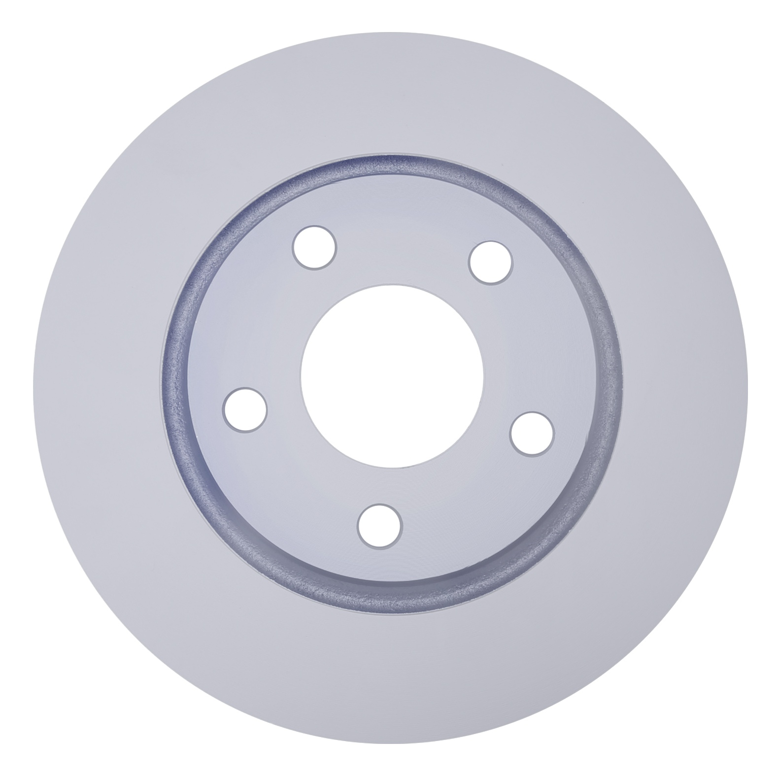 ACDELCO SILVER/ADVANTAGE - Coated Disc Brake Rotor (Front) - DCD 18A1621AC