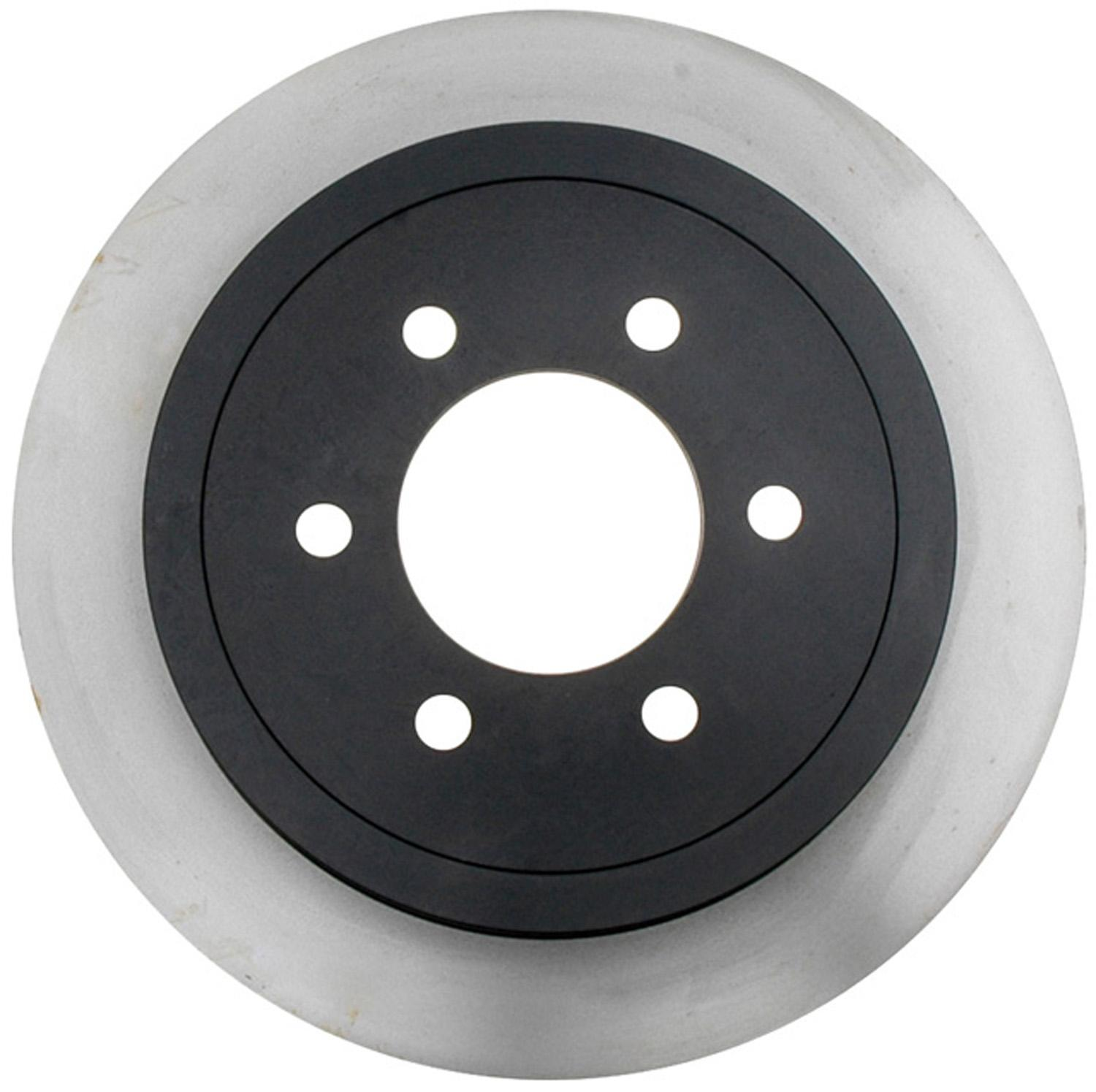 ACDELCO PROFESSIONAL BRAKES - Disc Brake Rotor (Rear) - ADU 18A1627