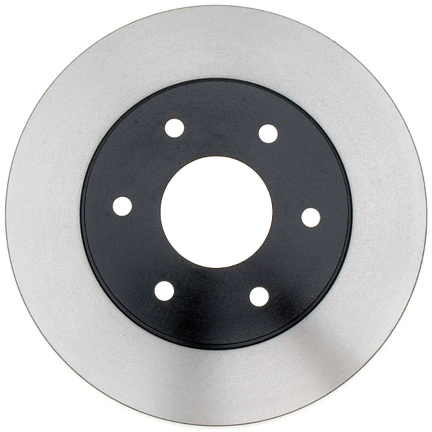ACDELCO PROFESSIONAL BRAKES - Disc Brake Rotor - ADU 18A1636