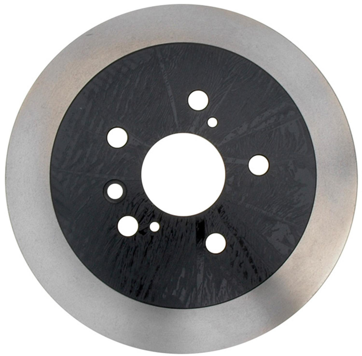 ACDELCO PROFESSIONAL BRAKES - Disc Brake Rotor (Rear) - ADU 18A1681