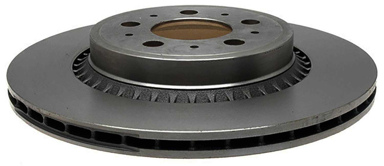 ACDELCO SILVER/ADVANTAGE - Disc Brake Rotor (Rear) - DCD 18A1685A