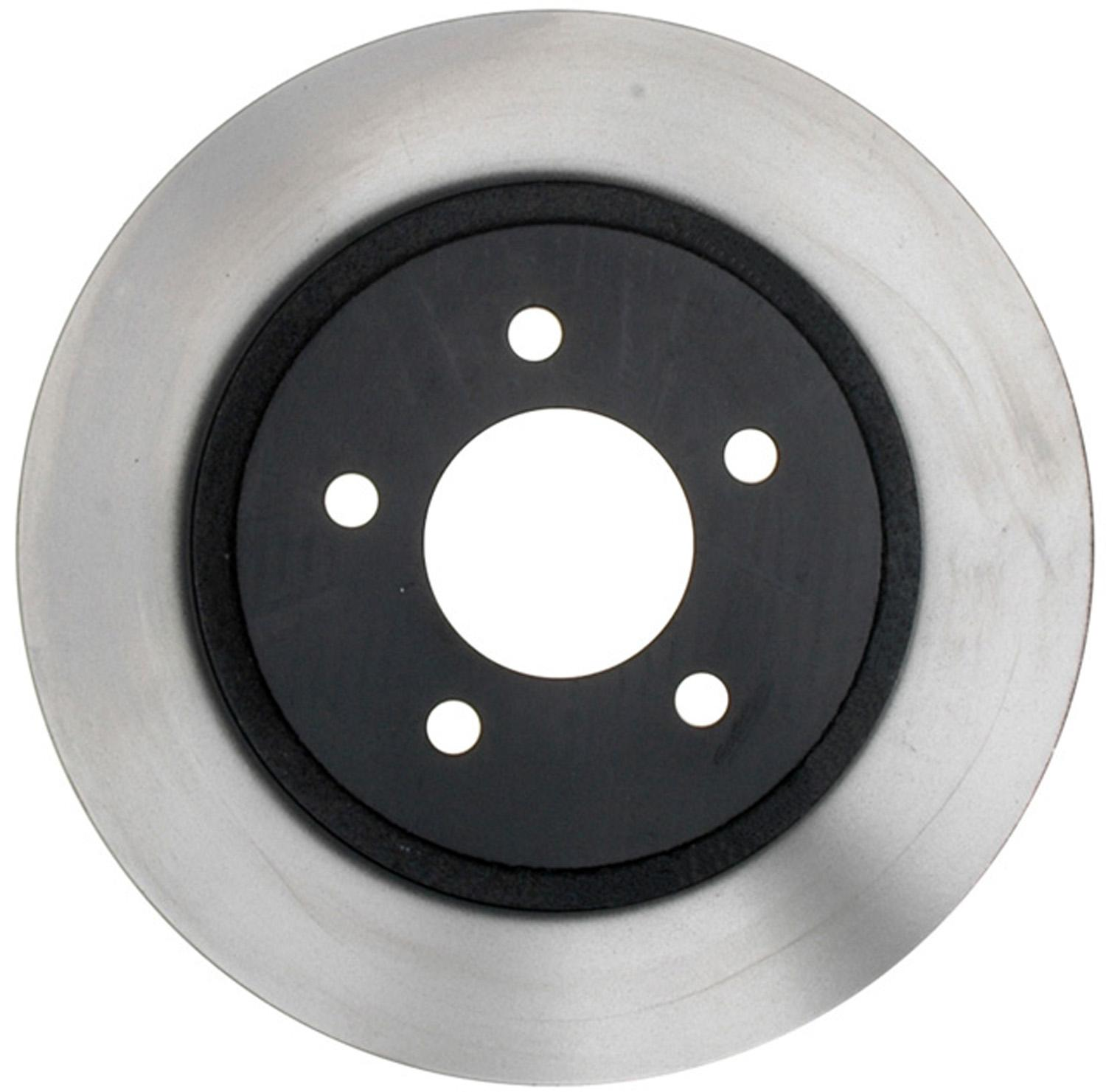 ACDELCO PROFESSIONAL BRAKES - Disc Brake Rotor - ADU 18A1689