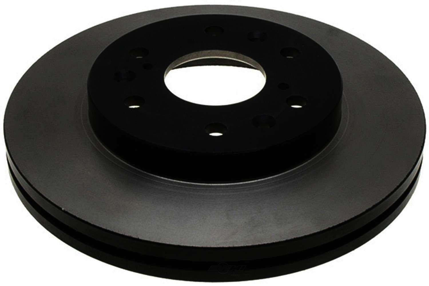 ACDELCO PROFESSIONAL BRAKES - Disc Brake Rotor (Front) - ADU 18A1705