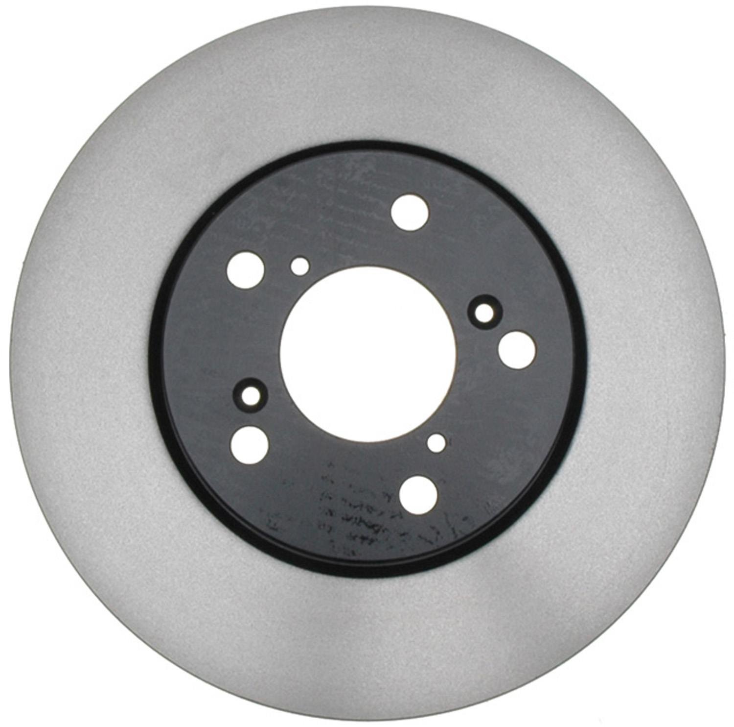ACDELCO GOLD/PROFESSIONAL BRAKES - Black Hat (Front) - ADU 18A1761