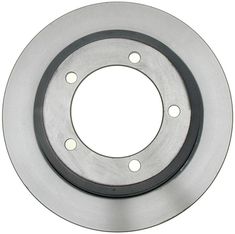 ACDELCO PROFESSIONAL BRAKES - Disc Brake Rotor - ADU 18A177