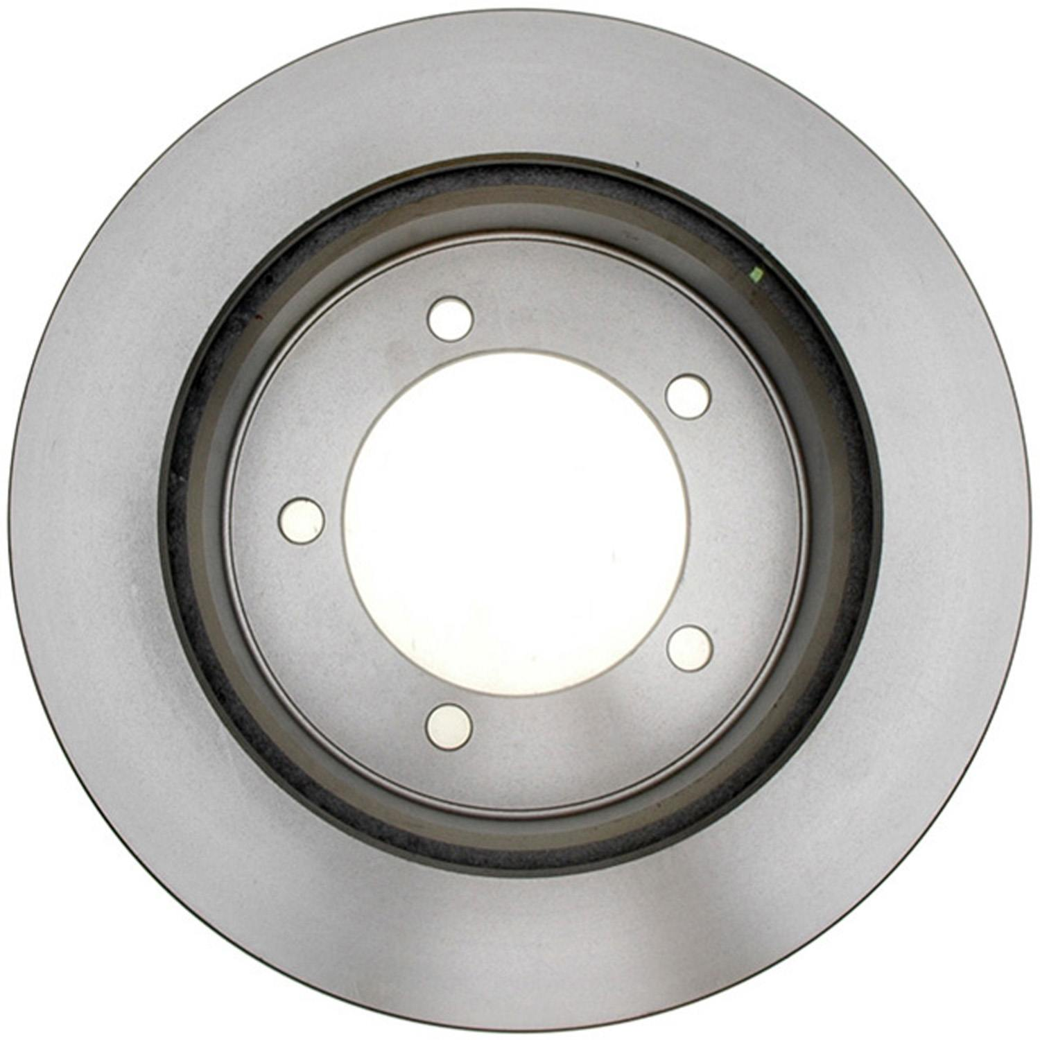 ACDELCO PROFESSIONAL BRAKES - Disc Brake Rotor - ADU 18A177