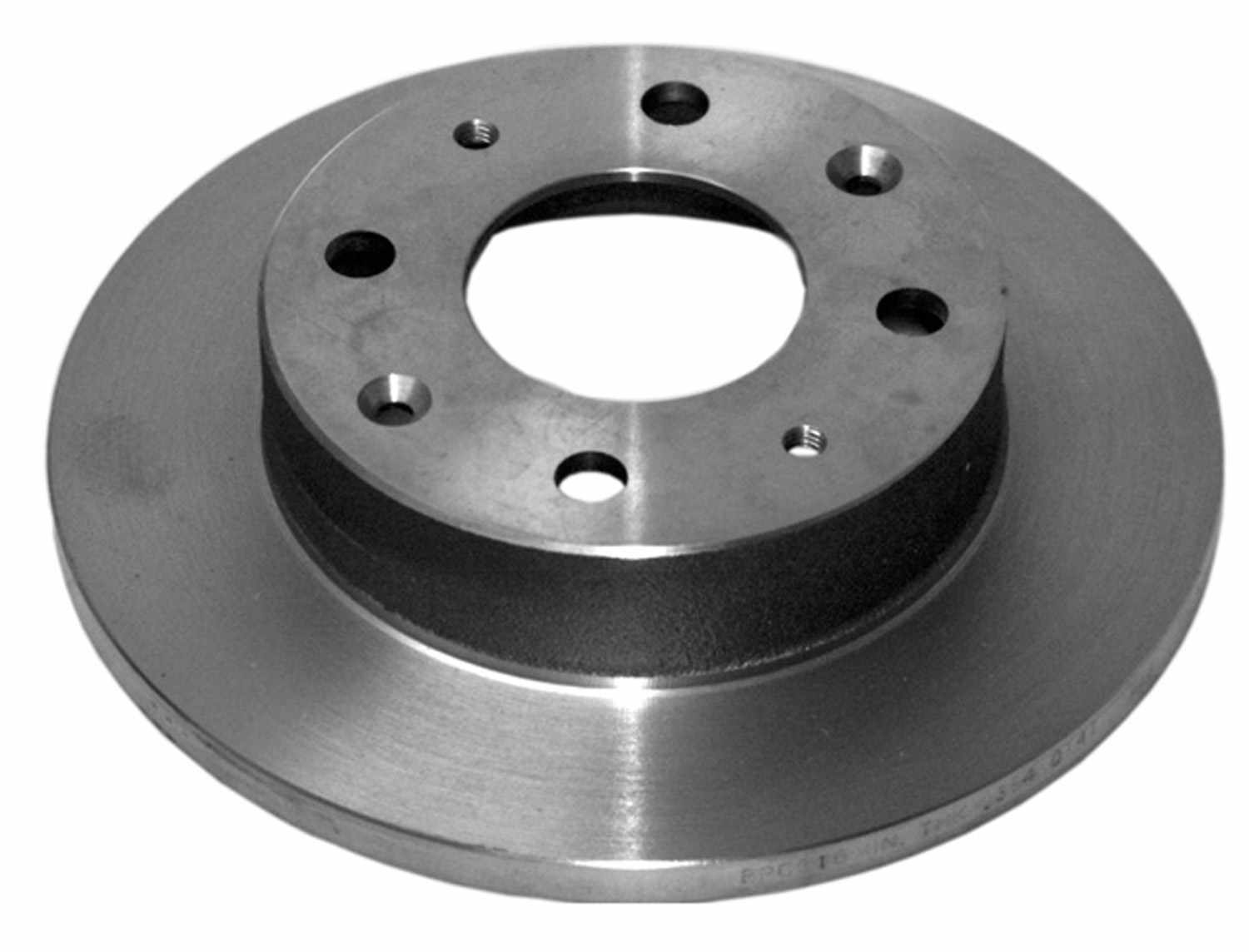 ACDELCO PROFESSIONAL BRAKES - Disc Brake Rotor (Front) - ADU 18A225
