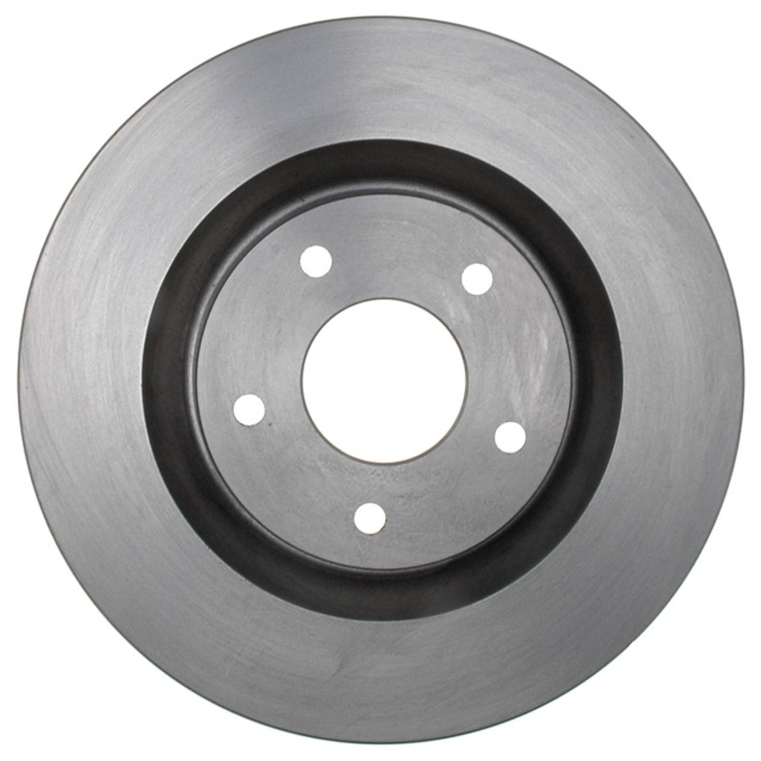 ACDELCO PROFESSIONAL BRAKES - Disc Brake Rotor (Front) - ADU 18A2308