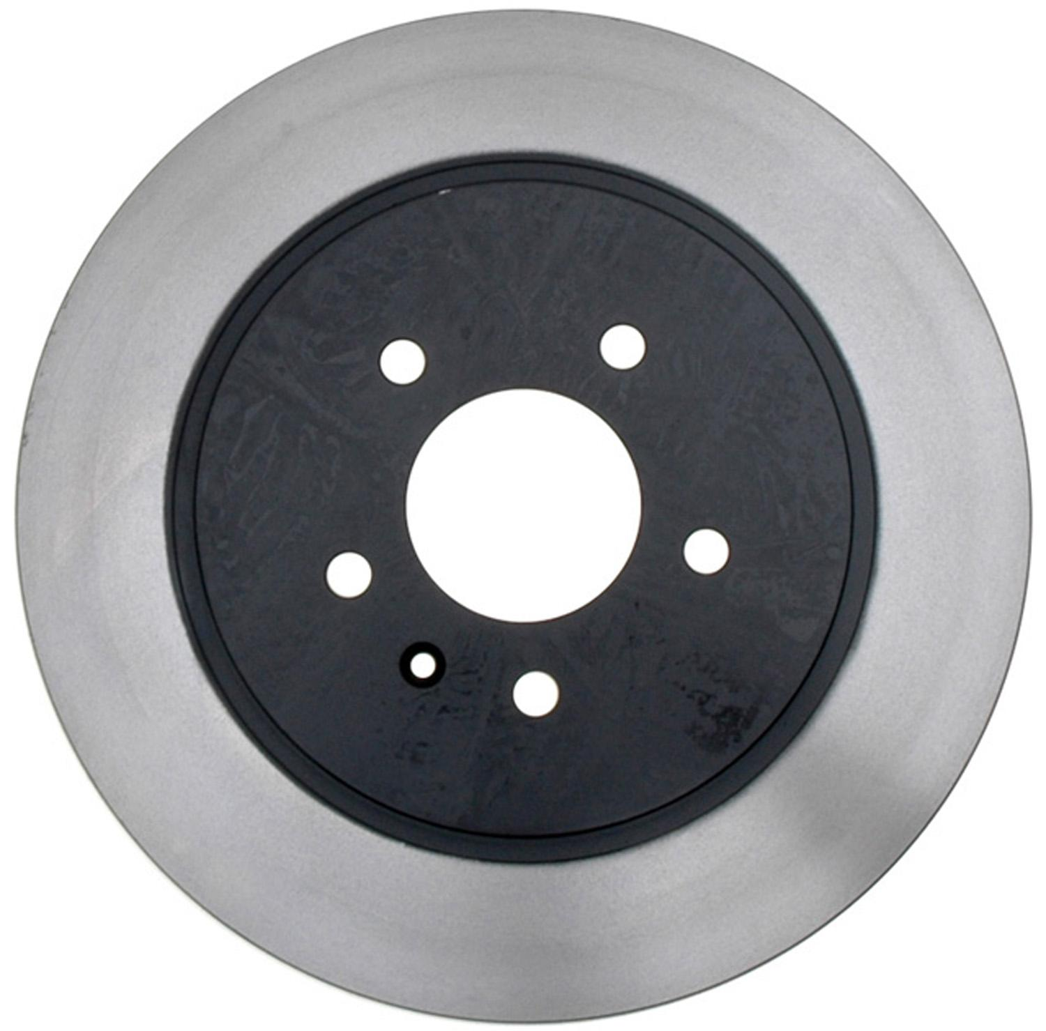 ACDELCO PROFESSIONAL BRAKES - Disc Brake Rotor - ADU 18A2310