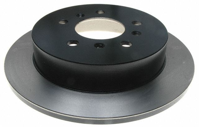 ACDELCO GOLD/PROFESSIONAL BRAKES - Black Hat (Rear) - ADU 18A2321
