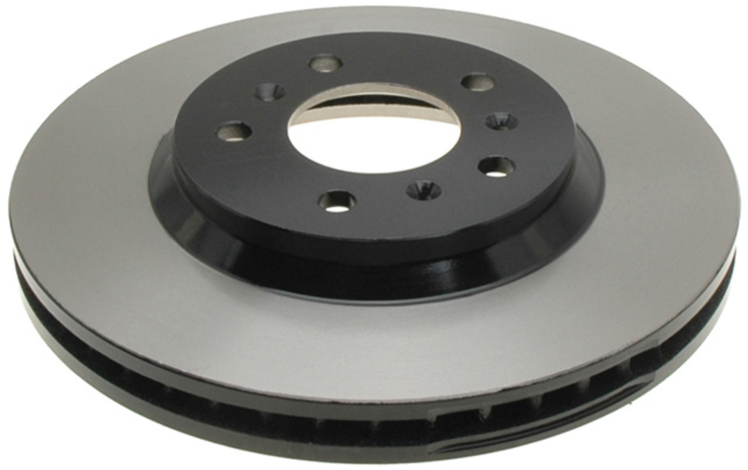 ACDELCO GOLD/PROFESSIONAL BRAKES - Black Hat (Front) - ADU 18A2322
