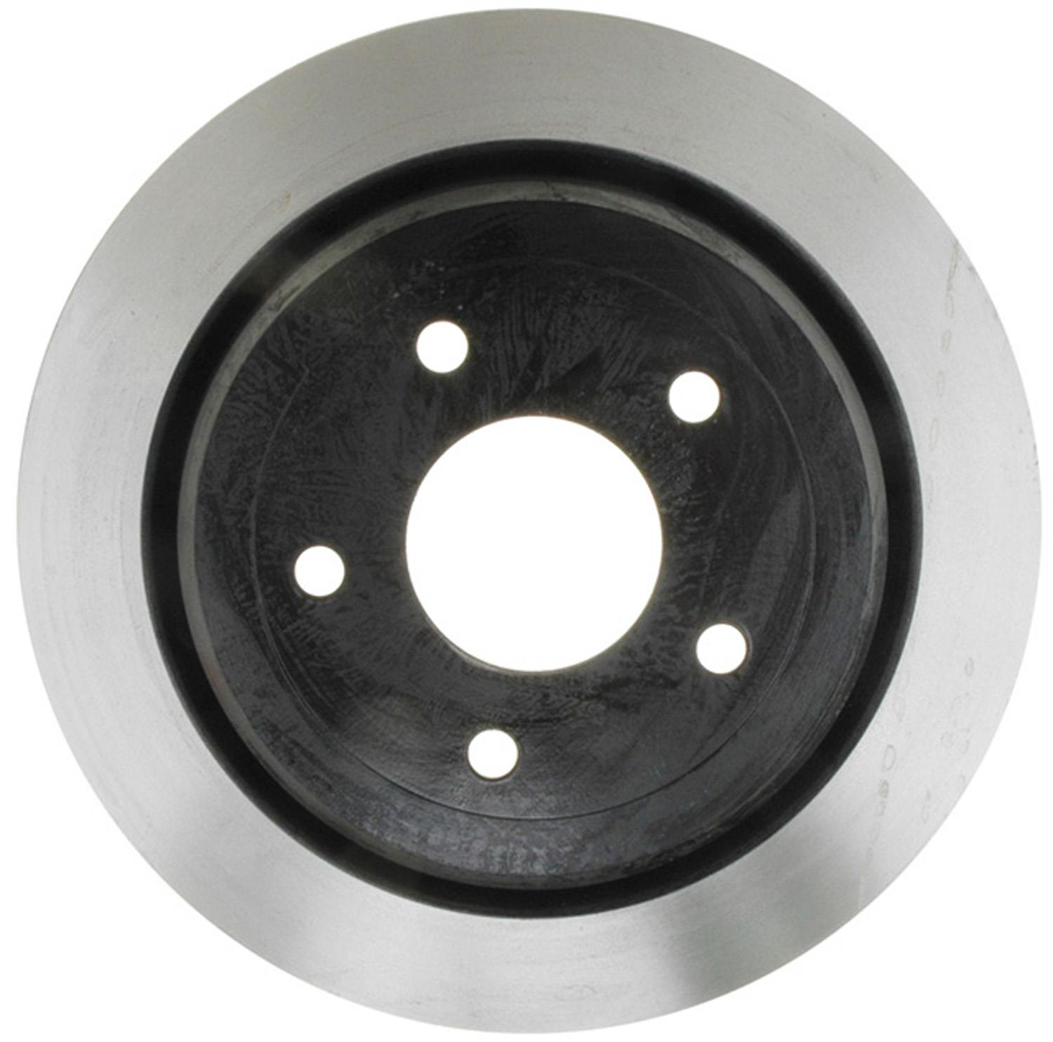 ACDELCO PROFESSIONAL BRAKES - Disc Brake Rotor (Rear) - ADU 18A2333