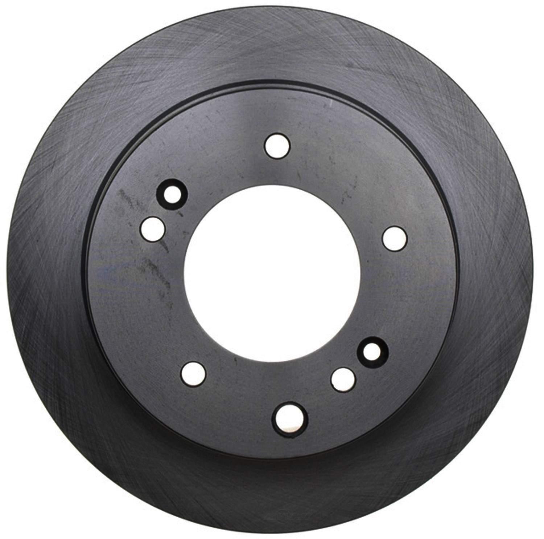 ACDELCO SILVER/ADVANTAGE - Disc Brake Rotor (Rear) - DCD 18A2335A