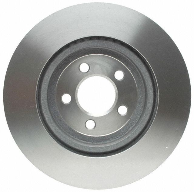 ACDELCO PROFESSIONAL BRAKES - Disc Brake Rotor - ADU 18A2343