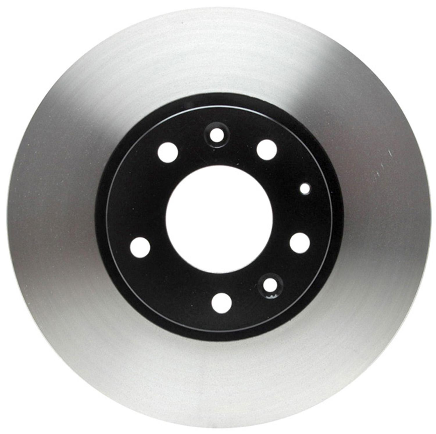ACDELCO PROFESSIONAL BRAKES - Disc Brake Rotor (Front) - ADU 18A2351
