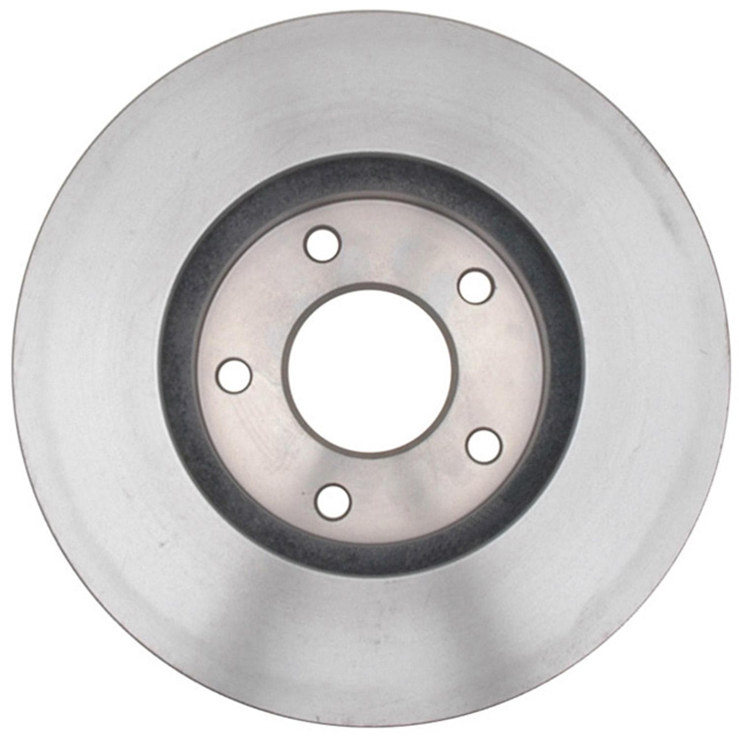 ACDELCO PROFESSIONAL BRAKES - Disc Brake Rotor - ADU 18A2361