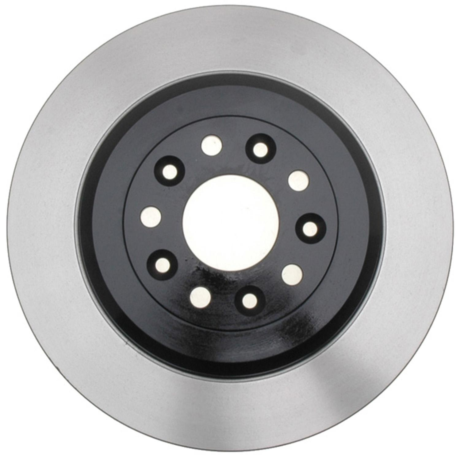 ACDELCO PROFESSIONAL BRAKES - Disc Brake Rotor - ADU 18A2362