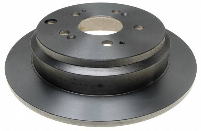 ACDELCO GOLD/PROFESSIONAL BRAKES - Non-Coated (Rear) - ADU 18A2388