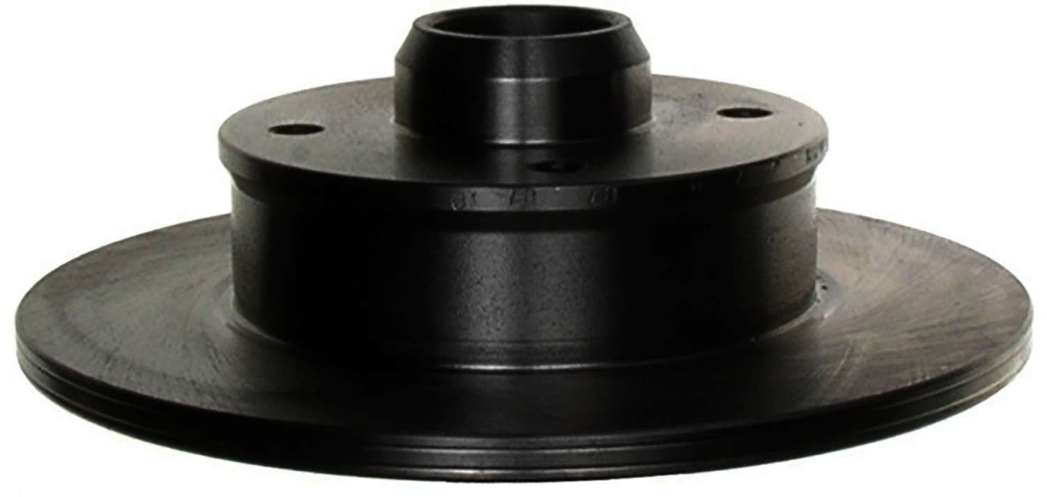 ACDELCO ADVANTAGE - Non-Coated Disc Brake Rotor & Hub Assembly - DCD 18A239A