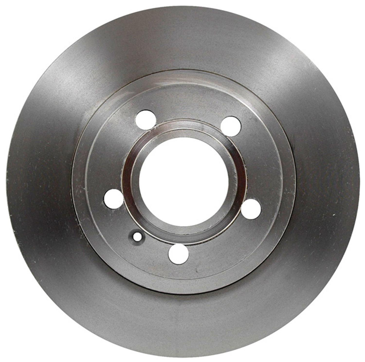 ACDELCO PROFESSIONAL BRAKES - Disc Brake Rotor - ADU 18A2403