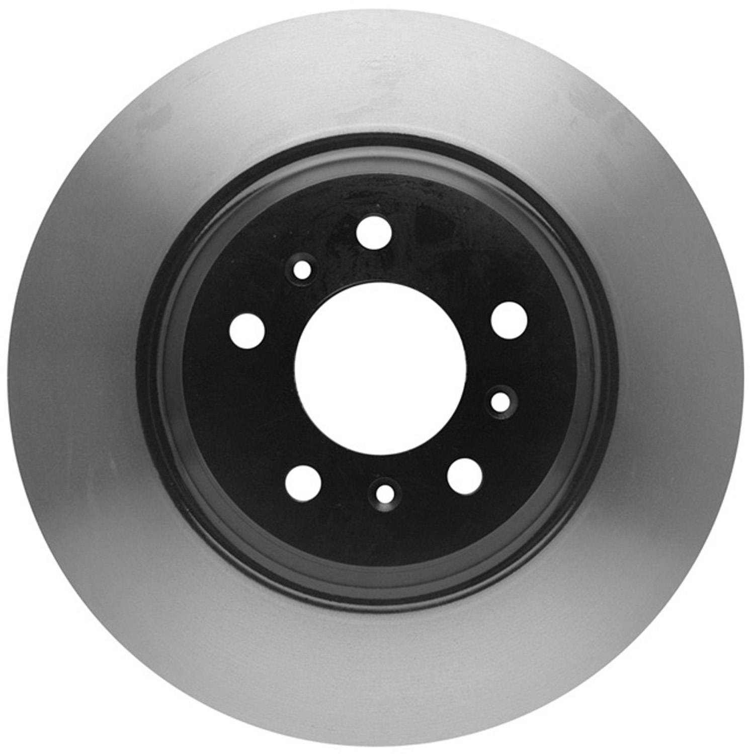 ACDELCO PROFESSIONAL BRAKES - Disc Brake Rotor (Front) - ADU 18A2414