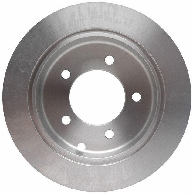 ACDELCO PROFESSIONAL BRAKES - Disc Brake Rotor (Rear) - ADU 18A2418