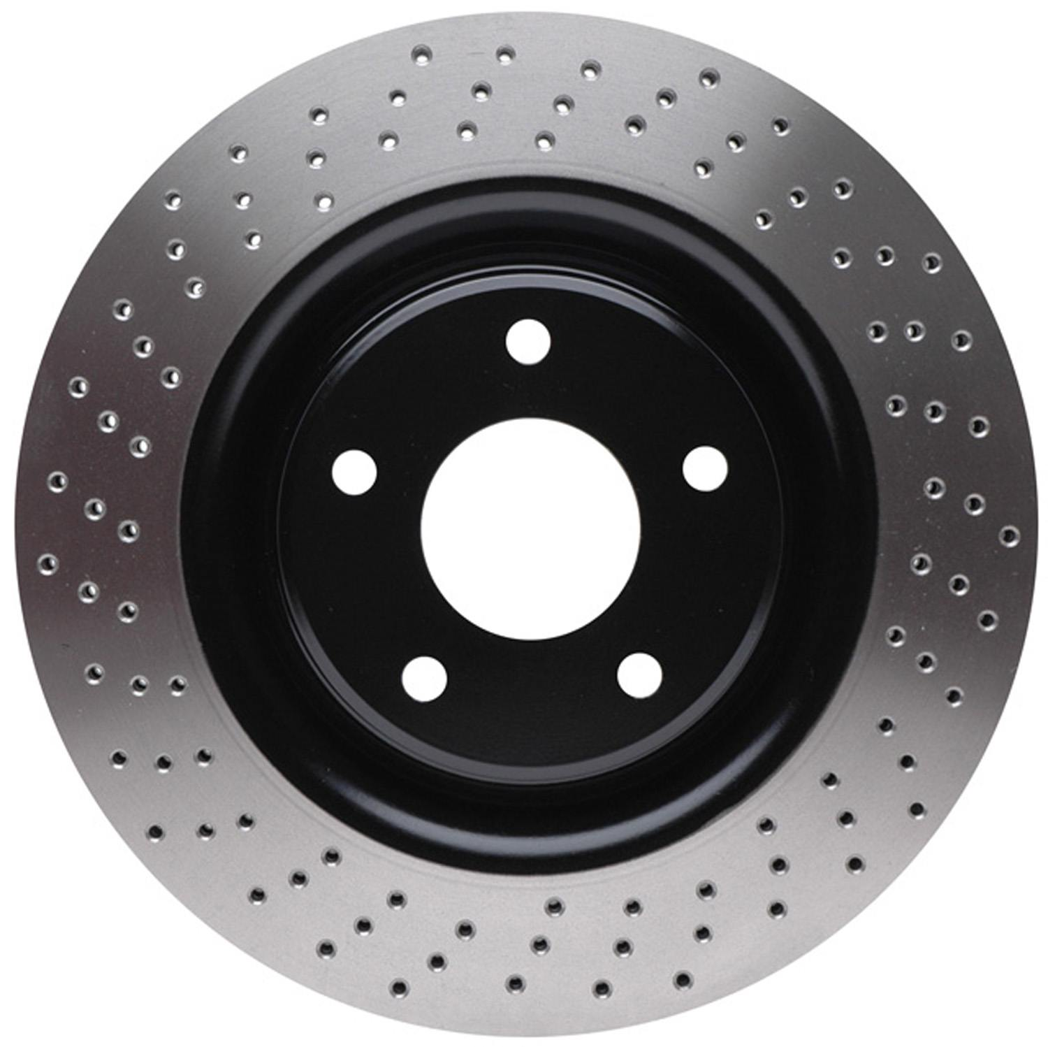 ACDELCO PROFESSIONAL BRAKES - Disc Brake Rotor (Front) - ADU 18A2429