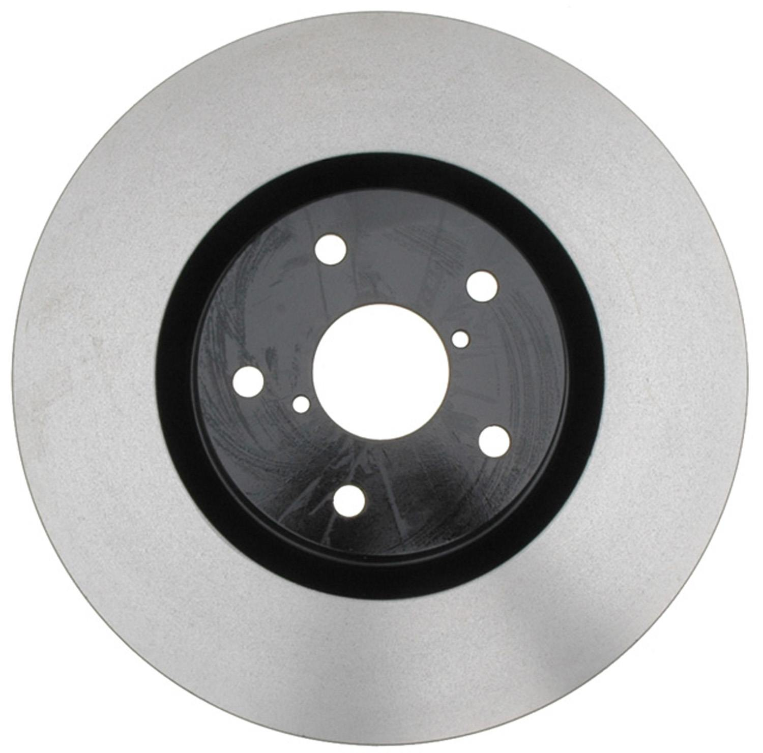 ACDELCO PROFESSIONAL BRAKES - Disc Brake Rotor - ADU 18A2431