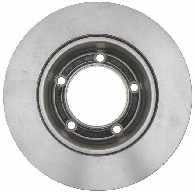 ACDELCO PROFESSIONAL BRAKES - Disc Brake Rotor - ADU 18A2442