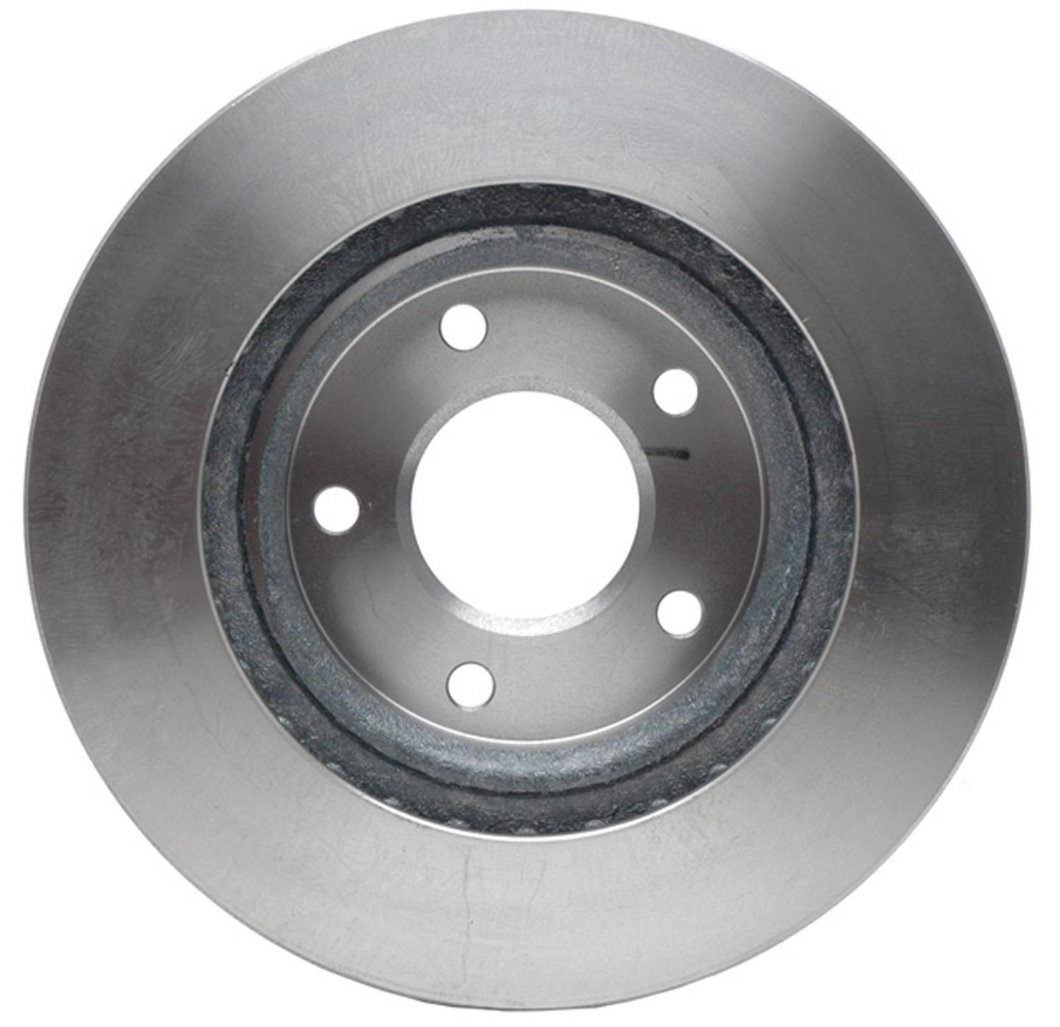 ACDELCO PROFESSIONAL BRAKES - Disc Brake Rotor (Front) - ADU 18A2446